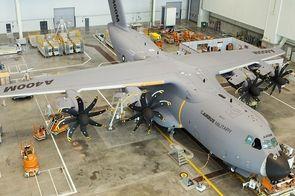 EADS envisagerait 8000 suppressions de postes dans sa division Défense et Espace