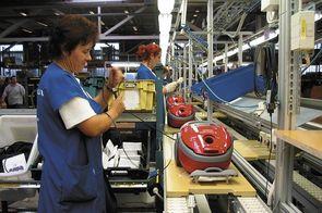 2000 suppressions d'emplois en prévision chez Electrolux